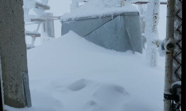 Минус 25 градуса отчетоха на връх Мусала