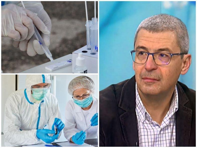 Проф. Илко Гетов с важни новини за пандемията - какъв имунитет придобиват преболедувалите, какви поражения правят новите щамове на вируса