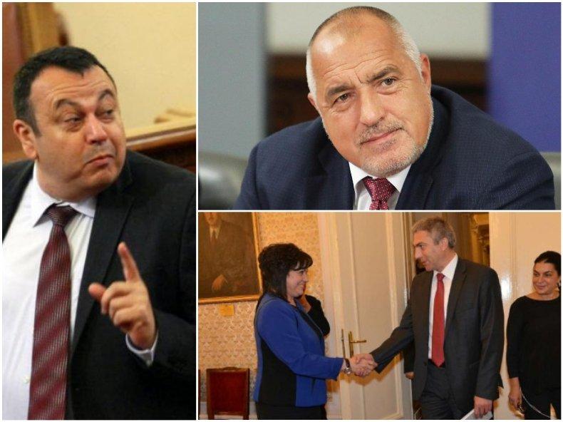 ПОЛИТИЧЕСКА ИНТРИГА: ДПС влиза с бутонките на ГЕРБ, не изключват коалиция с БСП