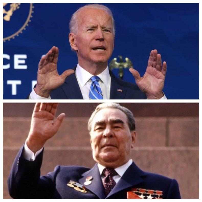 Петър Волгин в ПИК и Ретро: Джо Байдън като късния Леонид Брежнев