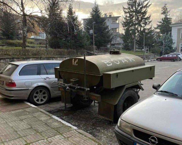 Без пари от ВиК холдинга за нов водопровод в Брестовица