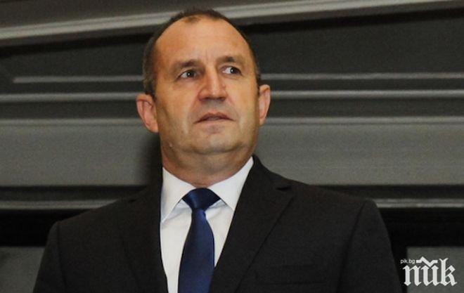 Радев критикува Борисов, но мълчи упорито за ареста на Навални