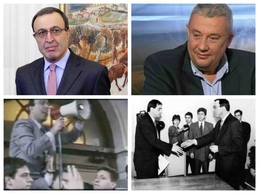 САМО В ПИК: Ще става ли Петър Стоянов премиер на ГЕРБ?