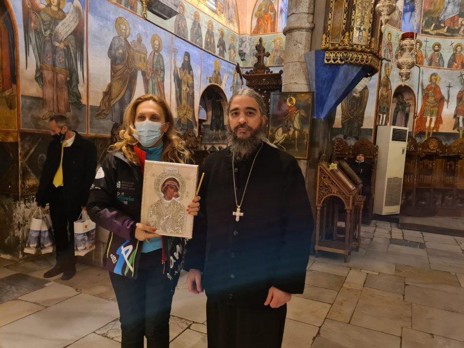 Вицепремиерът Марияна Николова посети Бачковския манастир (СНИМКИ)