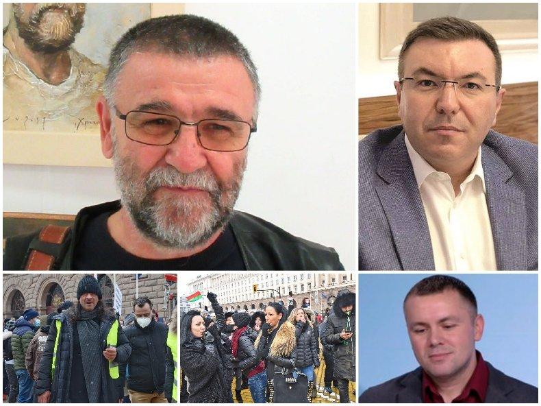 Писателят Христо Стоянов пред ПИК: Ресторантьорите смъкват гащите на държавата, а какво са дали?! Сервитьор и рапър може да стане всеки, но добър здравен министър имаме един