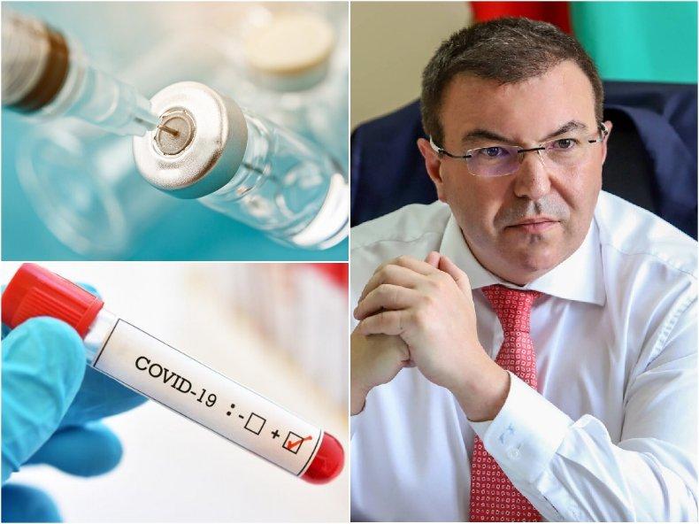 Здравният министър проф. Ангелов хвърли бомба: Не спират хакерските атаки към електронния регистър за ваксина срещу коронавируса