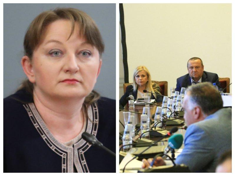 ИЗВЪНРЕДНО В ПИК TV! Социалният министър Деница Сачева: Пенсионерите ще взимат по 50 лева и през април (ВИДЕО)