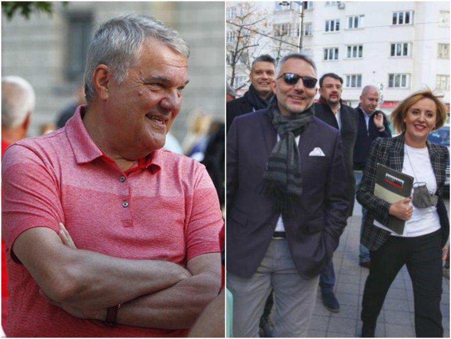 Румен Петков пред ПИК: Никога не съм яхал професионални протести и нямам общо с Манолова! Хора като доц. Мангъров са нужни на политиката