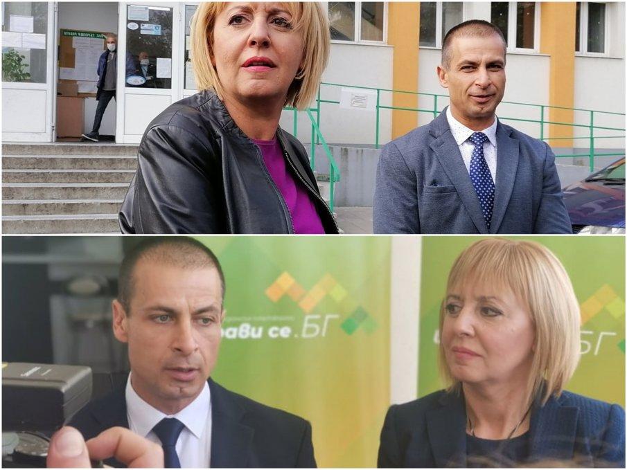 РАЗКРИТИЕ НА ПИК: Манолова вклинява партийци в протеста на ресторантьорите - дясната й ръка в Бургас поведе активисти към София