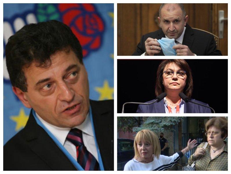 САМО В ПИК TV! Социалдемократът Георги Анастасов разкри защо воюват Нинова и Радев и как лидерката изправи партията срещу себе си (ВИДЕО/ОБНОВЕНА)