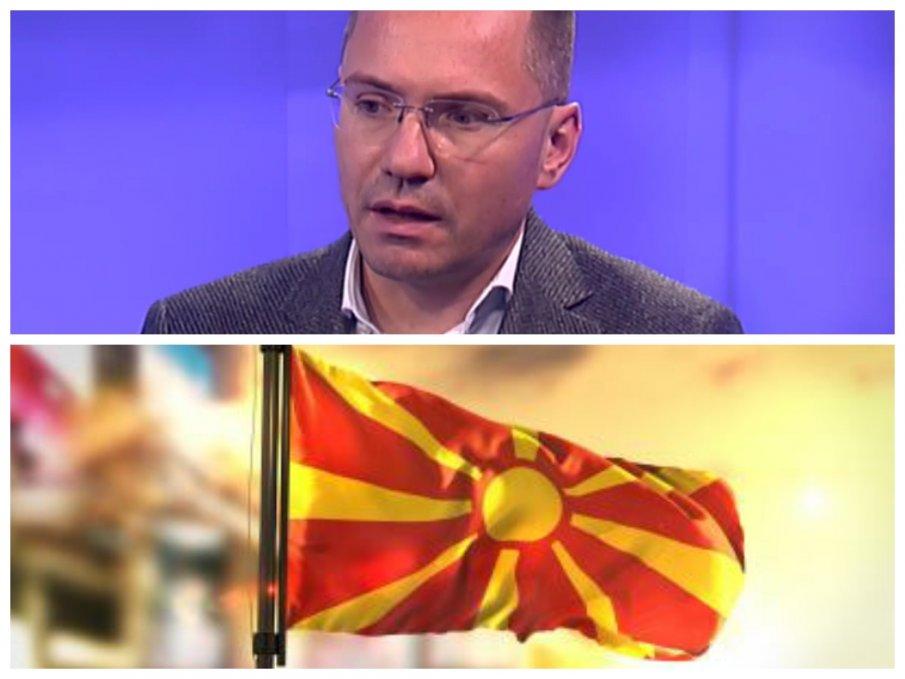 Ангел Джамбазки скочи: БСП и зелените са внесли поправка в Доклада за Македония! Заформя се нова противна антибългарска провокация (ВИДЕО)