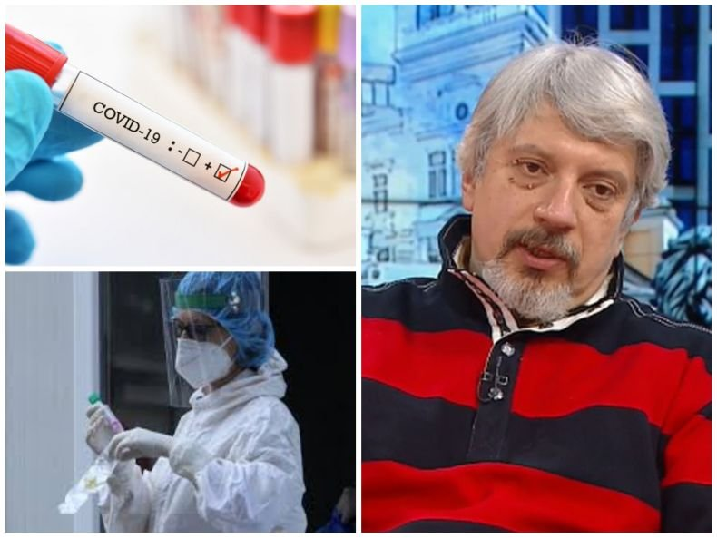 Проф. Николай Витанов: Вирусът ни пече на бавен огън. Очакванията са вторичен пик на вълната и висока смъртност (ГРАФИКИ)