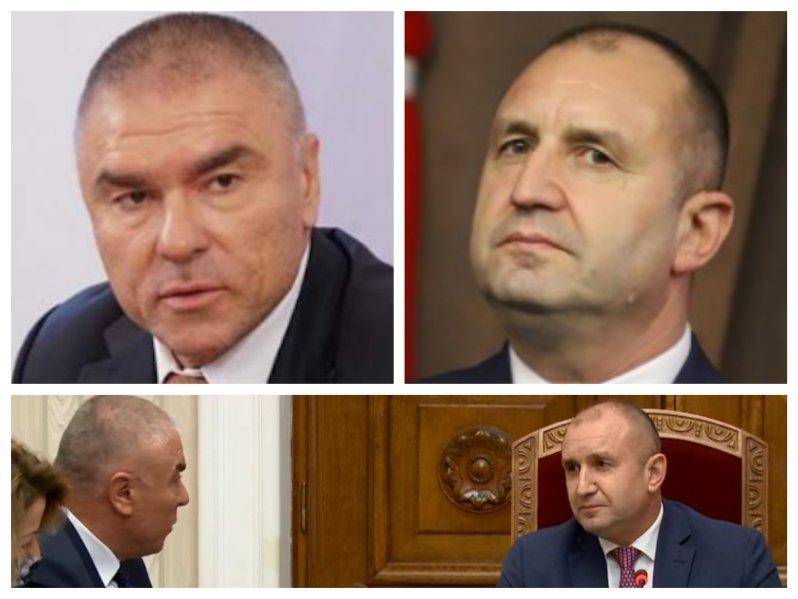 САМО В ПИК TV! Веселин Марешки посече мераците на Румен Радев за втори мандат (ВИДЕО/ОБНОВЕНА)