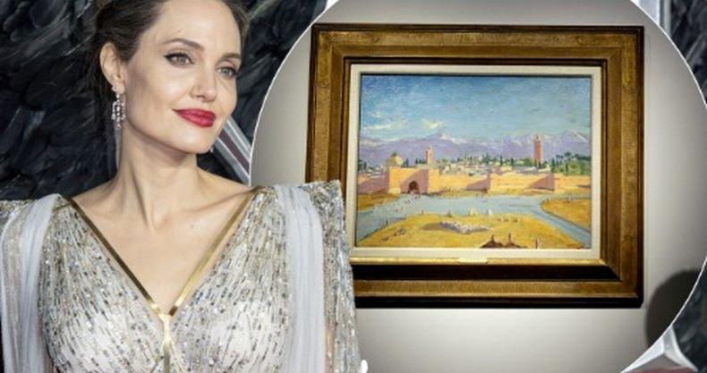 ПАК ЛИ ПЛАМНА ИСКРАТА? Спипаха Анджелина Джоли с бившия й съпруг