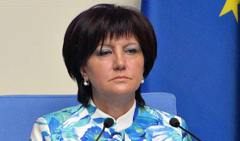 Цвета Караянчева: ГЕРБ е единствената алтернатива на ДПС в смесените райони