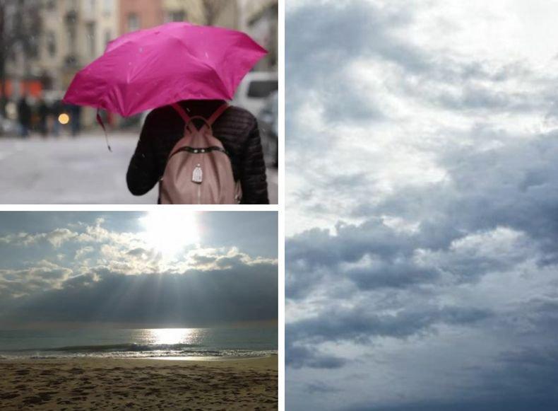 ИДВА СТУД! Дъждове ще валят в цялата страна, температурите рязко падат преди изборите