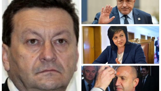 Таско Ерменков пред ПИК: Радев не е необходимо да помага на БСП