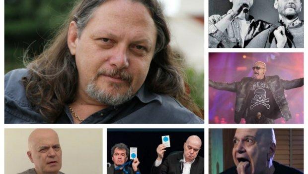 САМО В ПИК TV! Създателят на Слави Трифонов в шоубизнеса - Нидал Алгафари, разкри ходовете на чалгаджията в политиката (ВИДЕО/ОБНОВЕНА)