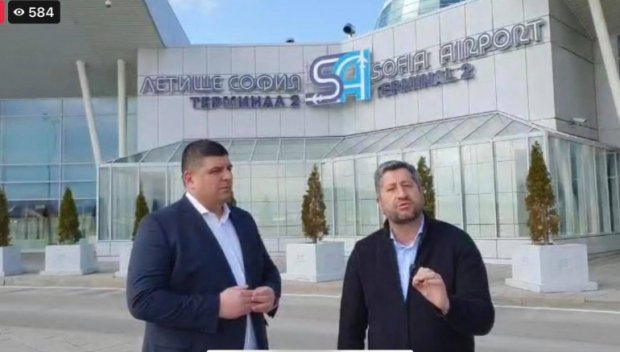 Христо Гаджев с разкрития за Летище София - приближени на ДеБъ влязоха в надзорния съвет след заканите на Христо Иванов