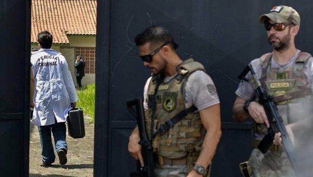 Бразилската полиция задържа един от най-крупните търговци на оръжие в страната