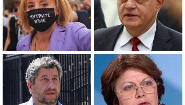 Петър Волгин в ПИК и Ретро: Активните борци срещу ГЕРБ