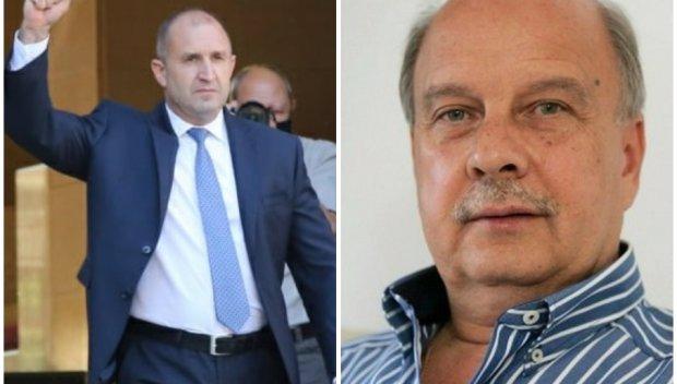 Георги Марков пред ПИК: Това е най-слабото служебно правителство - премиер е самият Радев. На 12 юли България ще се събуди в кома и лудница и затова вина носи именно той