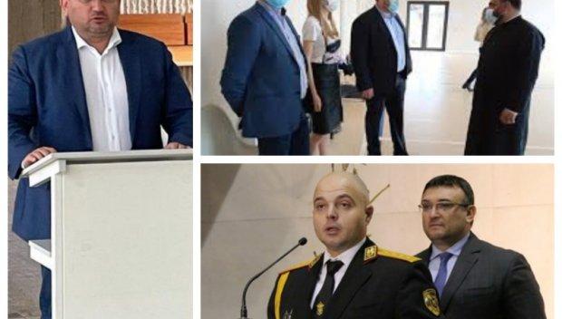 Младен Маринов гневно от Правец: Днес виждаме хаос. Викат хората, заплашват ги, държат се унизително с тях!