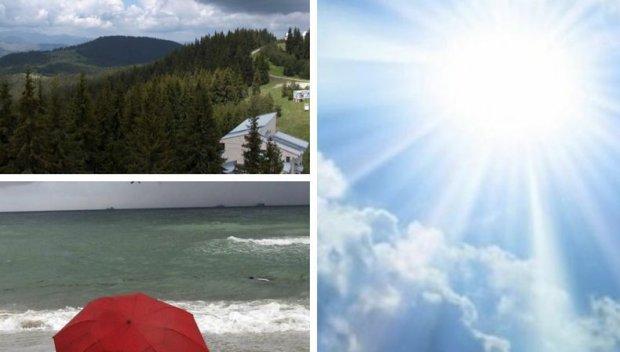 УСЕЩАНЕ ЗА ЛЯТО! Ще бъде слънчево и топло - облаци и дъжд ще развалят времето следобед (КАРТА)