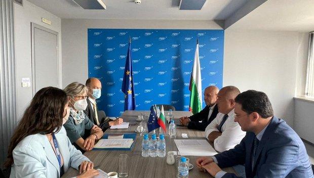 Борисов пред ОССЕ: Служебното правителство, назначено от кандидата за президент Румен Радев, е абдикирало от организацията на изборите! Държат се като предизборен щаб и открито заемат страна