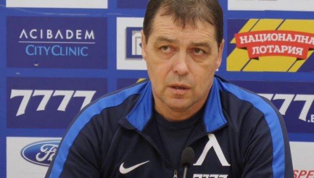 Ще бъдат ли отнети точки на Левски заради Хубчев? Ето позицията му по казуса...