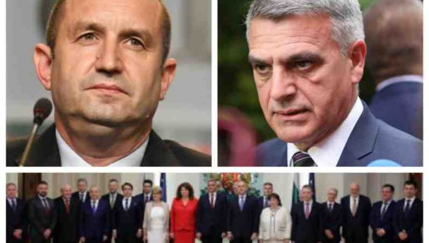 РАЗКРИТИЕ НА ПИК: Хората на Румен Радев си отиват с по 6 заплати накуп! Кабинетът му раздава по 2 заплати на цялата държавна администрация