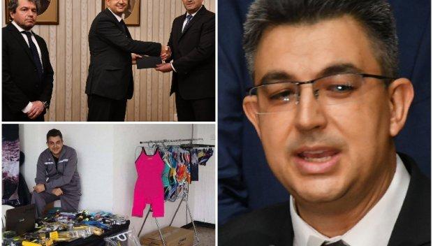 Константин Мишев за кабинета на ИТН: Тюрлю гювеч! Като румънското знаме е - има и синьо, и червено, а в средата жълто