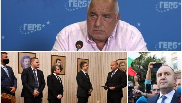 ПЪРВО В ПИК TV! Борисов: Няма да подкрепим кабинет на ИТН. Радев е Кръстникът на страха, ГЕРБ и СДС трябва да стоят максимално отдалечени от тези отровни партии на омразата! Това са изроди - плашат, мачкат и изнудват (ОБНОВЕНА)