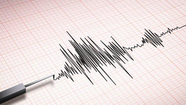 Земетресение от 4,1 по Рихтер люшна окръг в Централна Турция