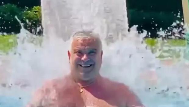Владо Пенев слабее на бани с воден масаж