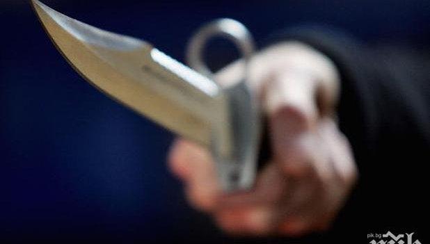 Осъдиха мъж от Мездра, нападнал гостите си с нож