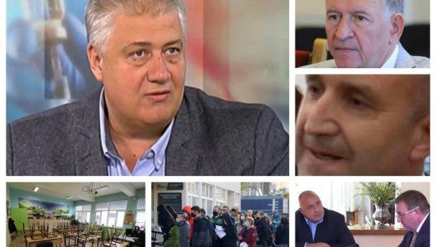 Проф. Асен Балтов разобличи лъжите на Румен Радев за ваксинирането