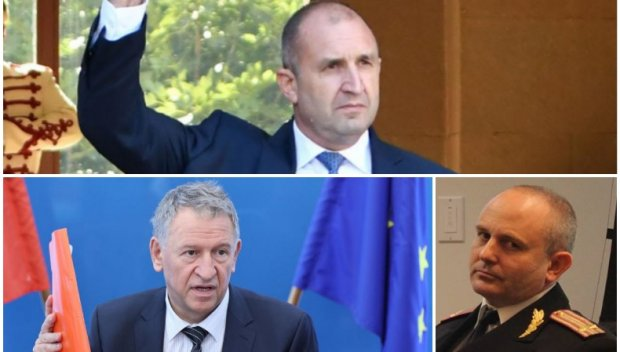"""Бивш шеф от Военна полиция: Вдигнатият юмрук и """"Кацаров доложи"""" няма да донесат нищо добро на България"""