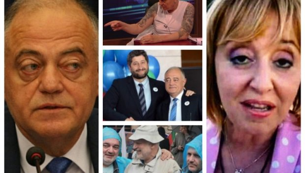 ИВА НИКОЛОВА: Помиярската всеядност на Генерал Наско за коалиция с БСП, Мая Общата и словесния бабаит Славчо