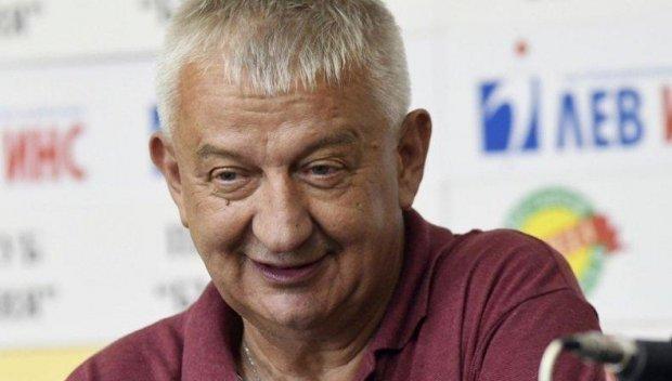 Крушарски с изказване относно неочакваната раздяла между Локо (Пд) и Акрапович
