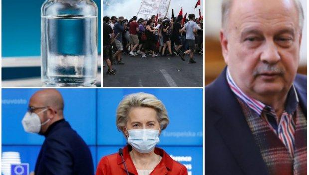 Георги Марков с пареща прогноза пред ПИК: Задава се европейско народно въстание! ЕК закъсня с ваксините, както Европа закъсня с маските