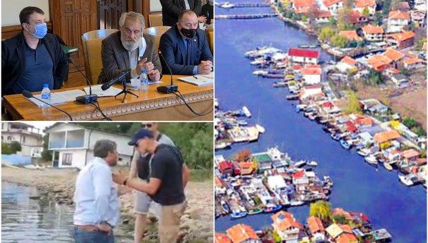 Рибар от Ченгене скеле пред депутатите: Христо Иванов си прави пиар на наш гръб - отмъщава ни, че не се съгласихме да блокираме сараите