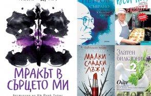 топ продаваните книги издателство милениум февруари