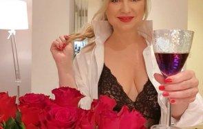 галка каризма без мъж дантелено бельо свети валентин снимки