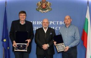 министър кралев награди националите баскетбол росен барчовски