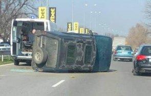 шофьор джипка дири виновник катастрофа дава бона награда