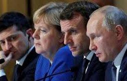 киев иска нова среща путин донбас