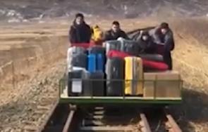 руски дипломати напуснаха северна корея дрезина
