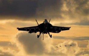 сащ нанесоха въздушни удари проирански милиции сирия