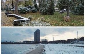 700 времето марта напира дъжд премесен сняг опита убие усещането пролет